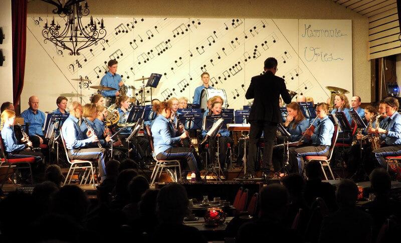 Harmonie Vries maakt zich op voor spectaculaire uitvoering