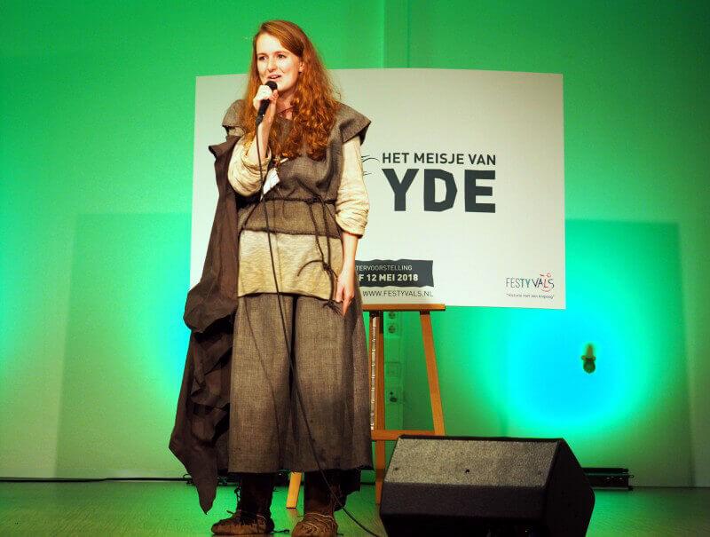 Lisanne Dijkstra 'Het Meisje van Yde'