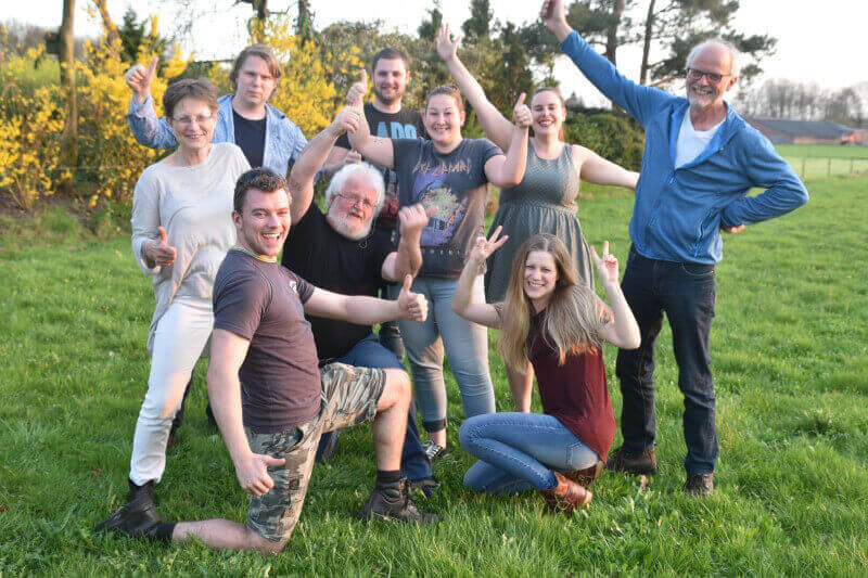 Donderslagfestival verder op nieuwe 'stee'