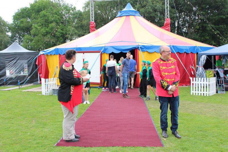 Circus Monte Tynaarlo een groot succes