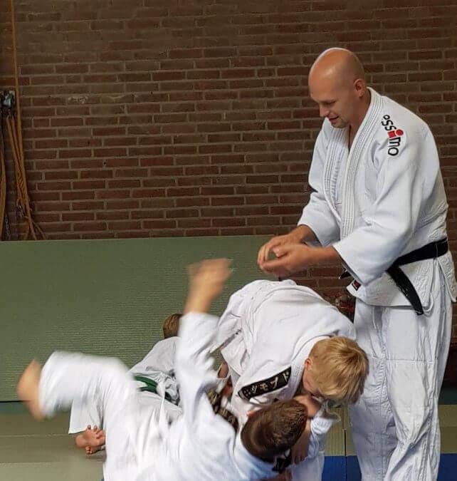 Gratis proeflessen bij Judo Zuidlaren