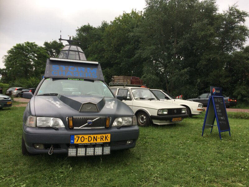 Meesturen tijdens de Drenthe rally? Schrijf je in!