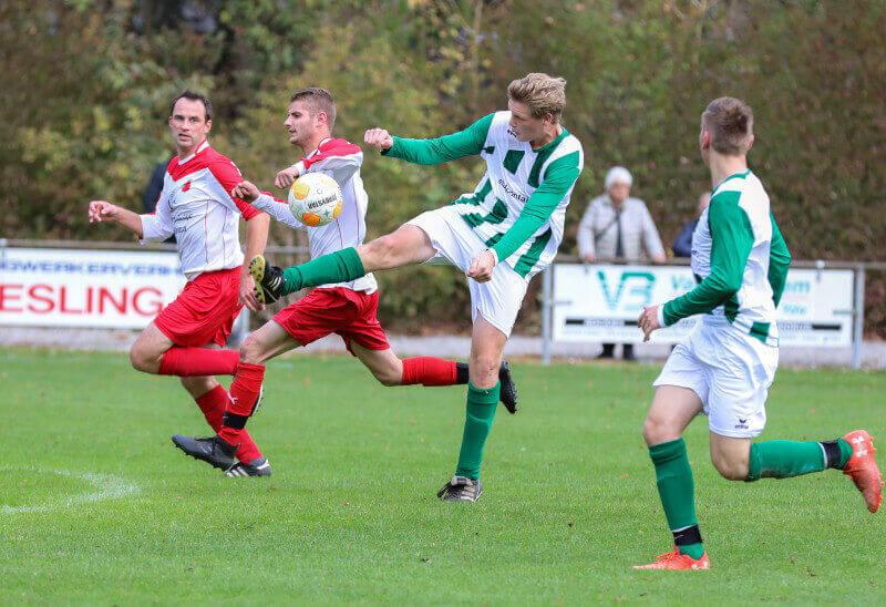 Annen wint ruim, derbywinst voor SV Tynaarlo