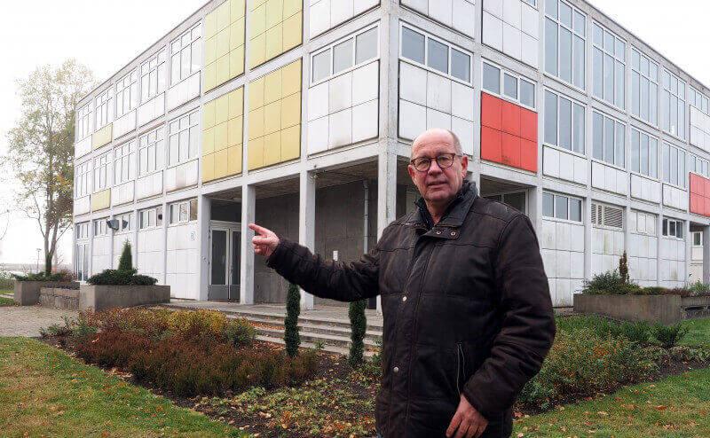 Voormalige Rijksluchtvaartschool Eelde vindt herbestemming