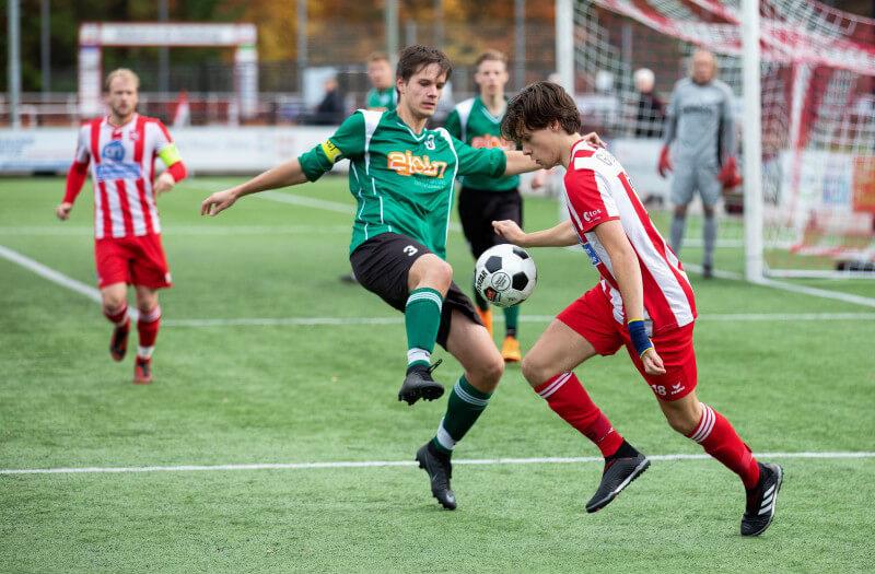 FC Zuidlaren pakt eerste periode, Actief en Annen hebben eerste periode in vizier na winst