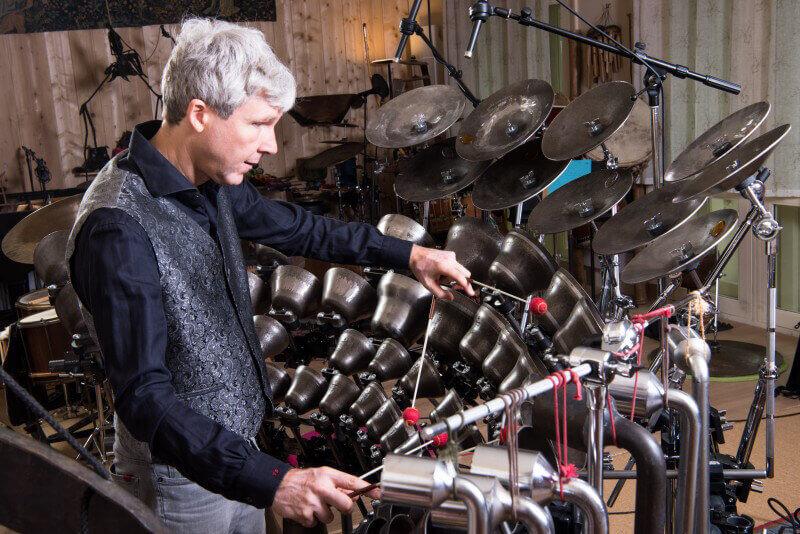 Concert Holland Baroque met bijzondere percussionist in Vries