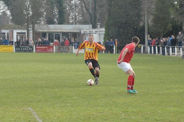 VAKO-voetballer Tim van Huffelen blikt terug en kijkt vooruit op seizoen