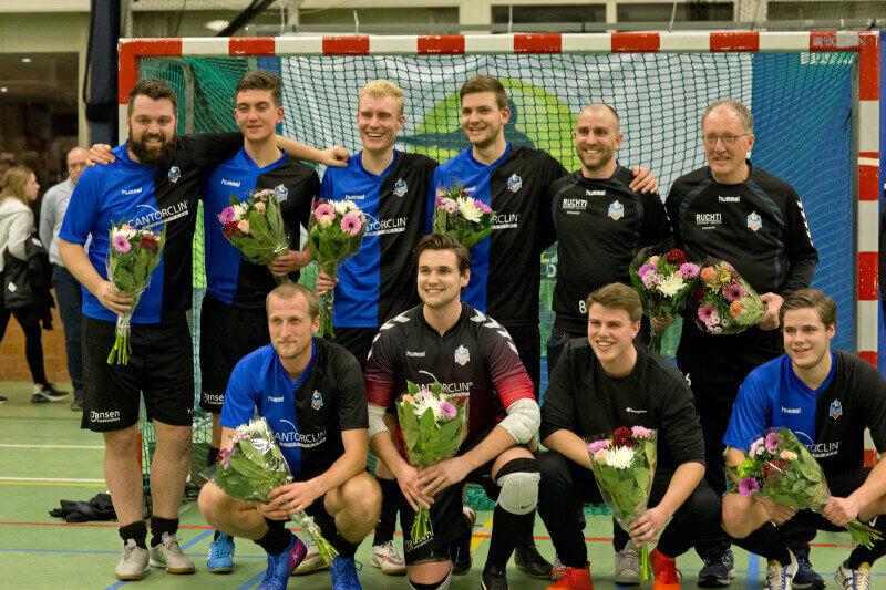 FC Zuidlaren B-kampioen Leekster Voetbalgala