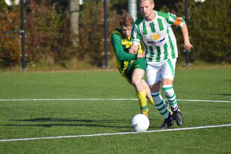 Tynaarlo-middenvelder Marcel Drent blikt terug en kijkt vooruit op voetbalseizoen