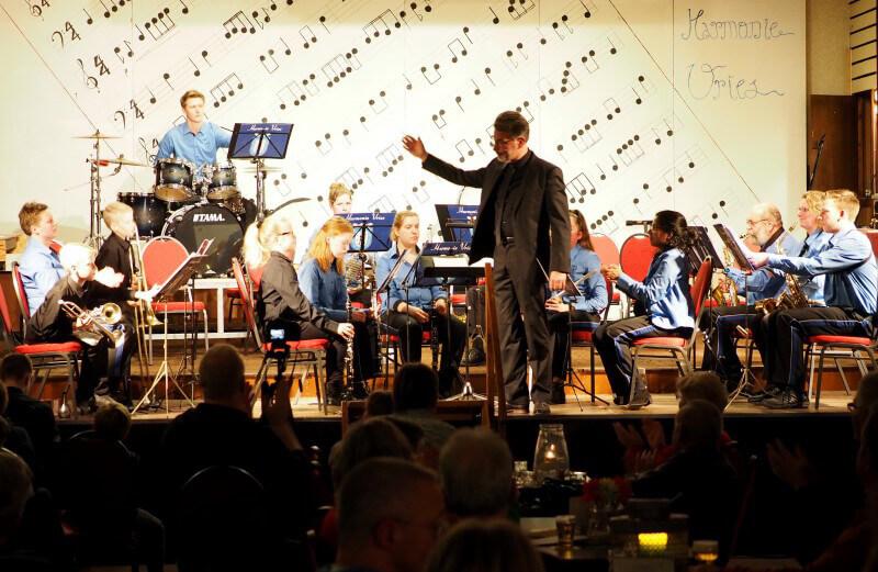 Sublieme uitvoering Harmonie Vries
