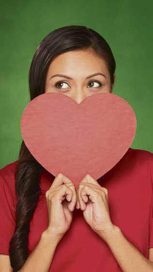 Verras jouw Valentijn met een berichtje in de Krant en win een overheerlijk diner!