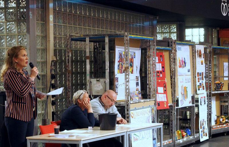 Wijken Eelde kiezen ontwerpen voor Bloemencorso