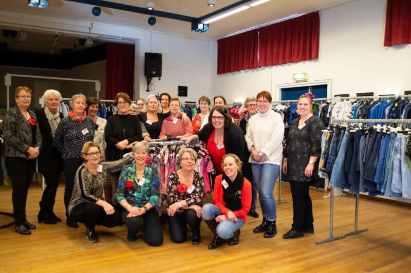 40 jaar Kinderkledingbeurs in Paterswolde