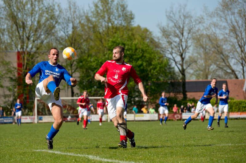 Yde wint twee doelpuntrijke wedstrijden, Annen overtuigt