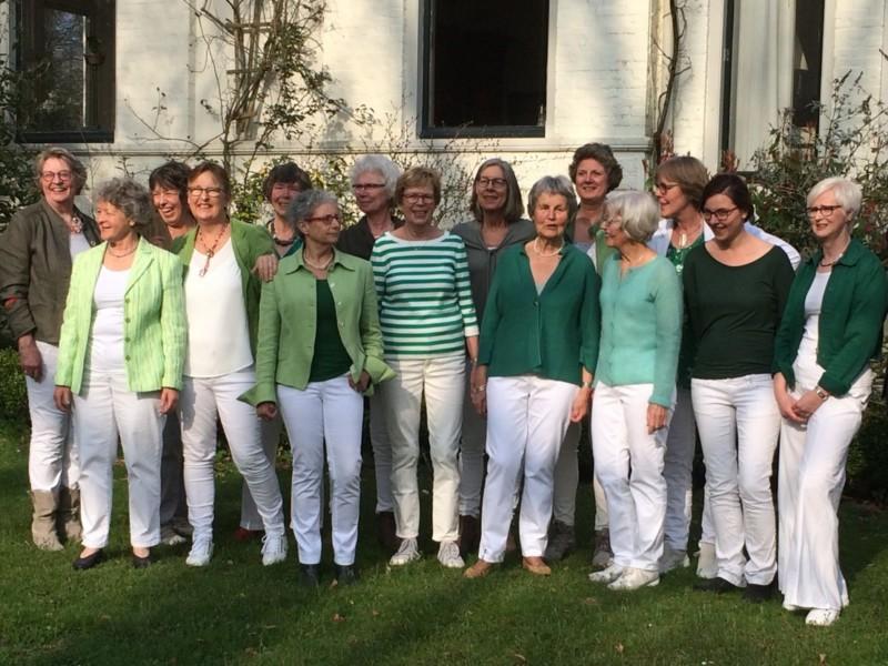 Koor Essenza uit Vries viert 25-jarig jubileum