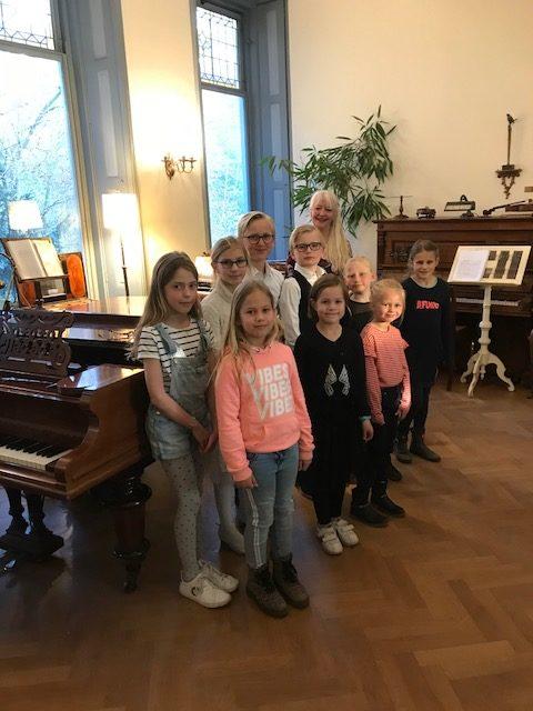 Pianofestival met allure in Muziekinstrumenten Museum Vosbergen