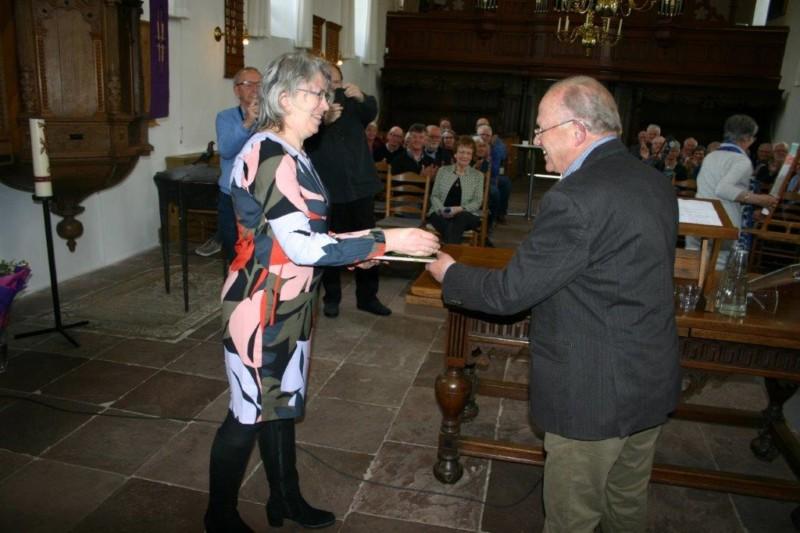 Presentatie boek 'De Geschiedenis van de Eelder Kerk'