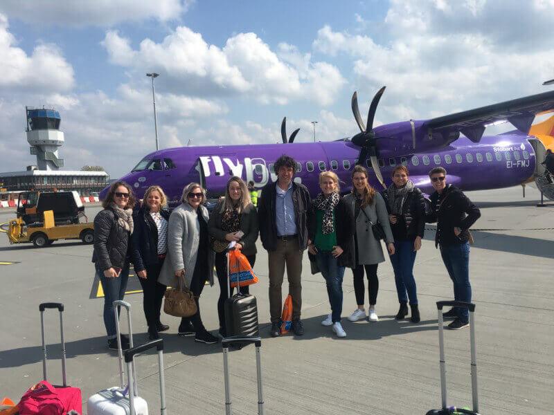 Reisagenten naar London Southend vanaf Groningen Airport Eelde
