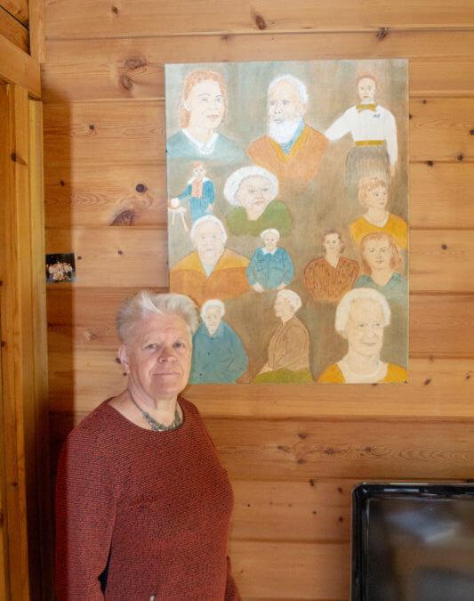 Kleintje Cultuur – Mary Ritsema