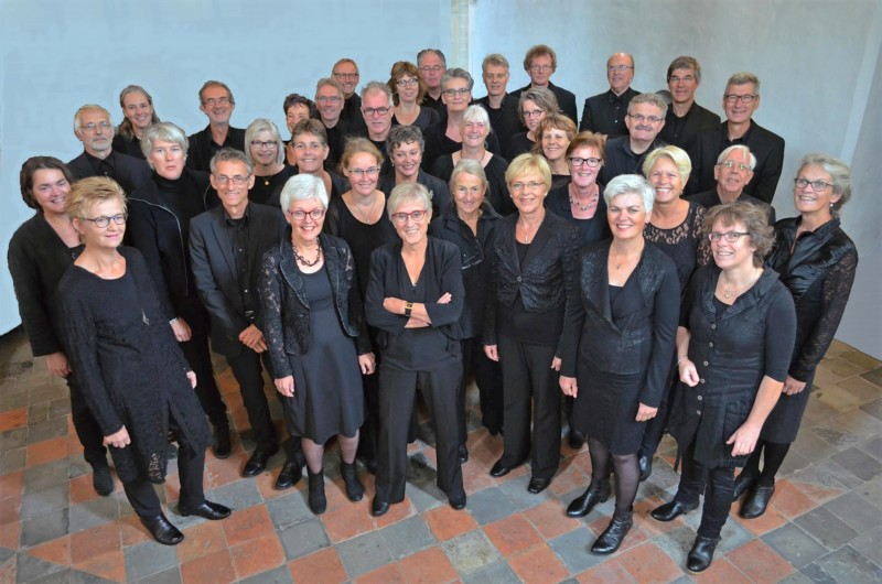 Voorjaarsconcert 'I love my love' in Vries