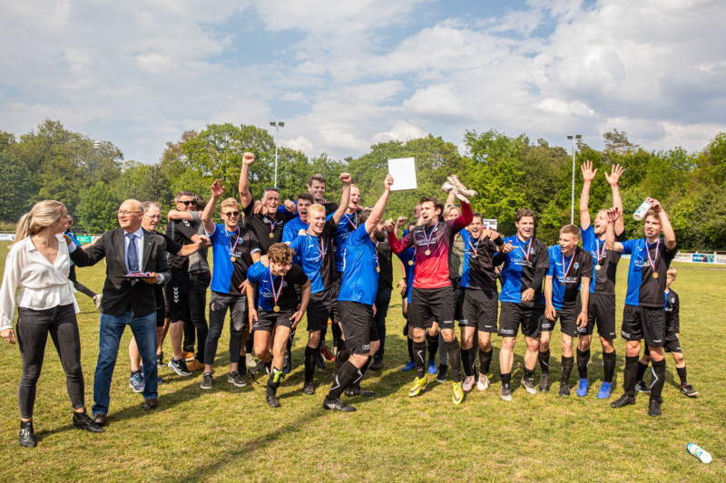 FC Zuidlaren na negen jaar weer kampioen