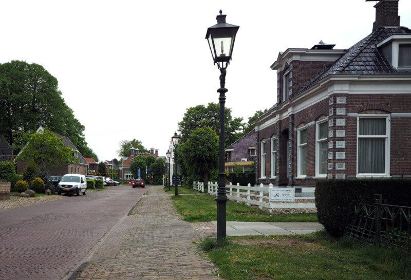 Van toen naar nu – Oude Rijksweg Vries
