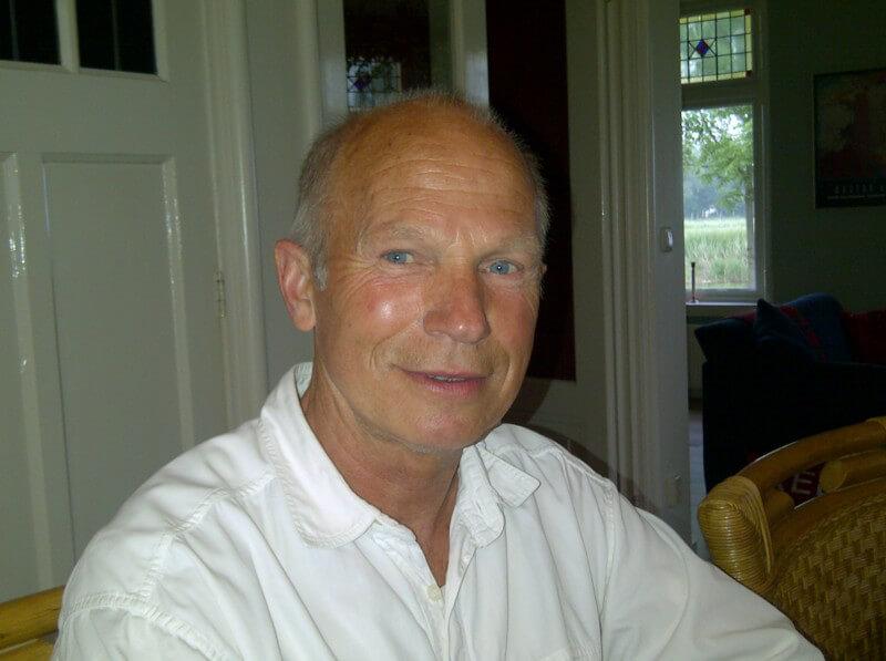 Man met de hamer – Wim Reinders