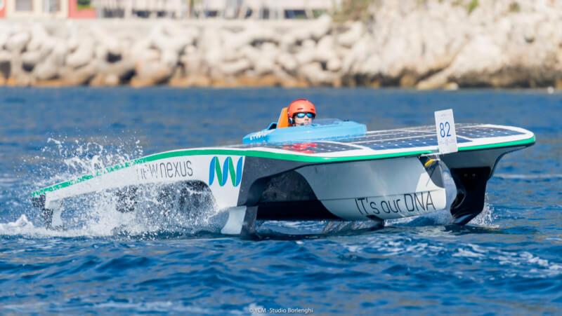 New Nexus Solar Racing Team wereldkampioen bij Solar Challenge Monaco