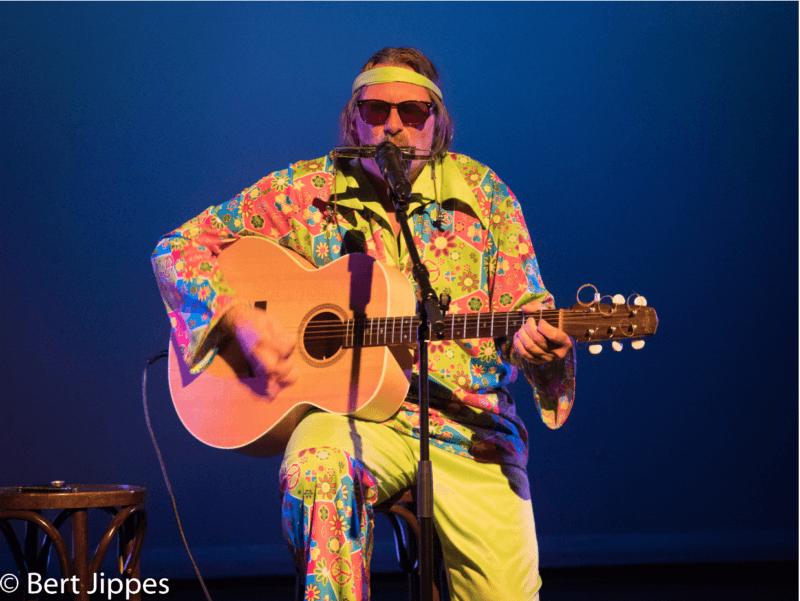 'Als peace singer krijg je uitnodigingen vanuit de hele wereld'