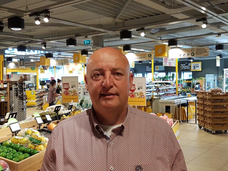 Dries Pepping, bestuurslid ondernemersvereniging Eelde-Paterswolde