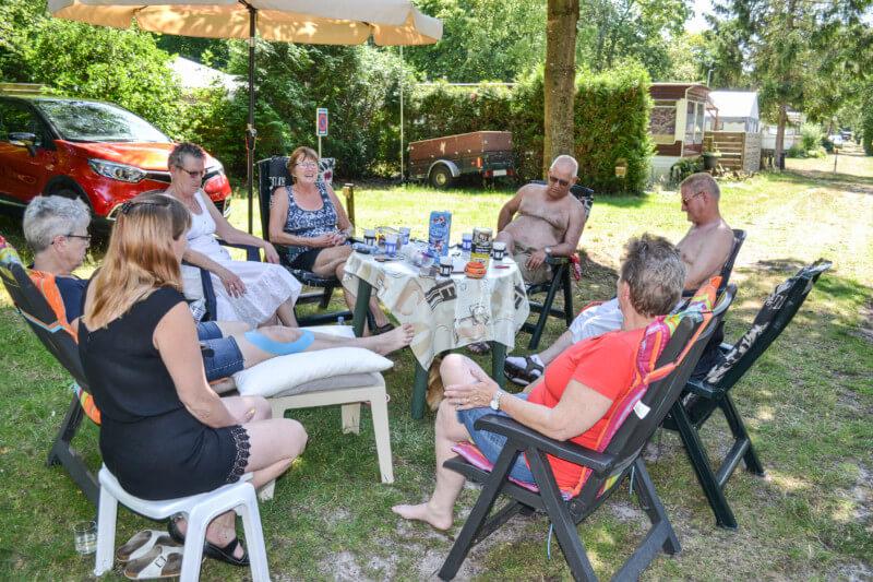Zomergasten;  Camping Tienelsheem