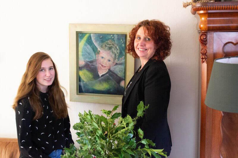 Alice Snijder verloor twaalf jaar geleden haar 5-jarige dochtertje Tessa aan kanker