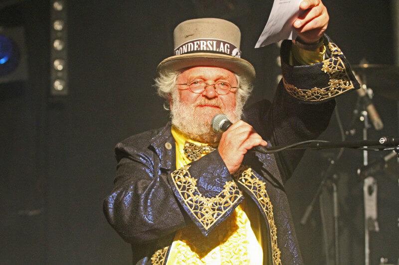 Herman Geerts voorzitter Donderslag festival