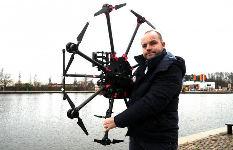 DroneHub GAE kijkt terug op geslaagd eerste jaar