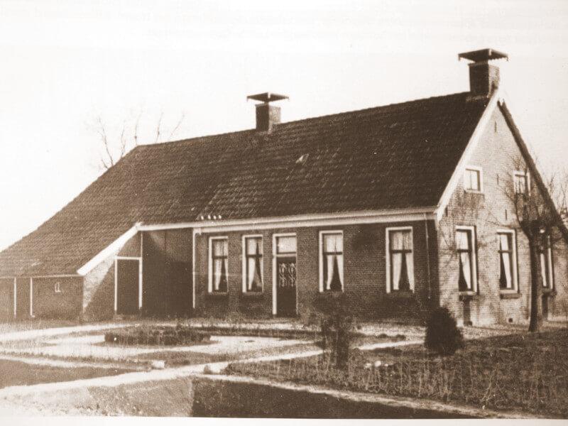 Van toen naar nu – Groningerstraat Vries