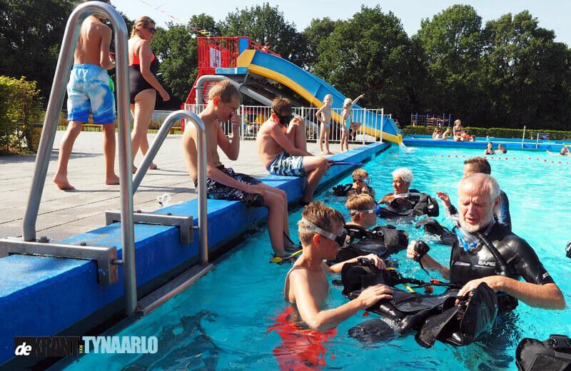 Zwembad Lemferdinge viert 50-jarig bestaan