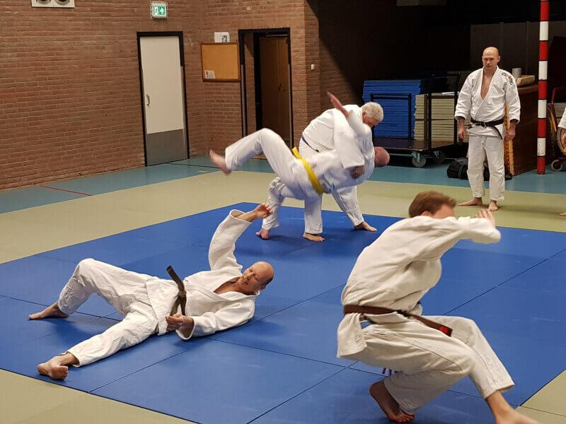 Gratis proeflessen judo