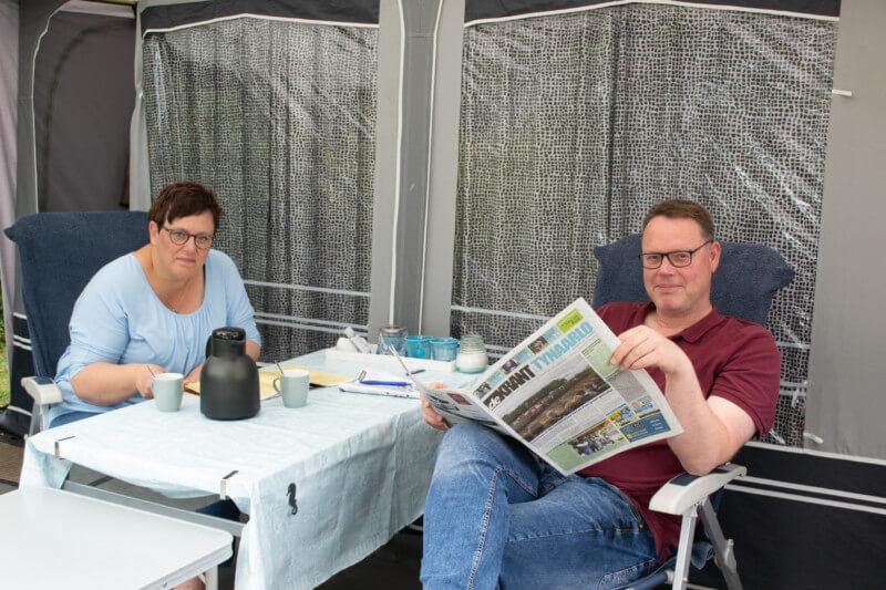 Zomergasten – Camping 't Veenmeer