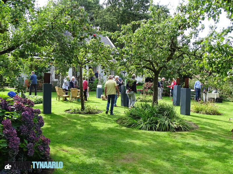 Open Monumentendag in Vries en Zuidlaren erg drukbezocht