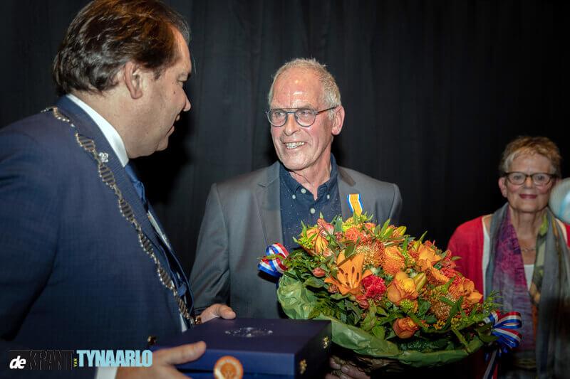 Wim Bodewes uit Eelde benoemd tot Ridder in Orde van Oranje Nassau