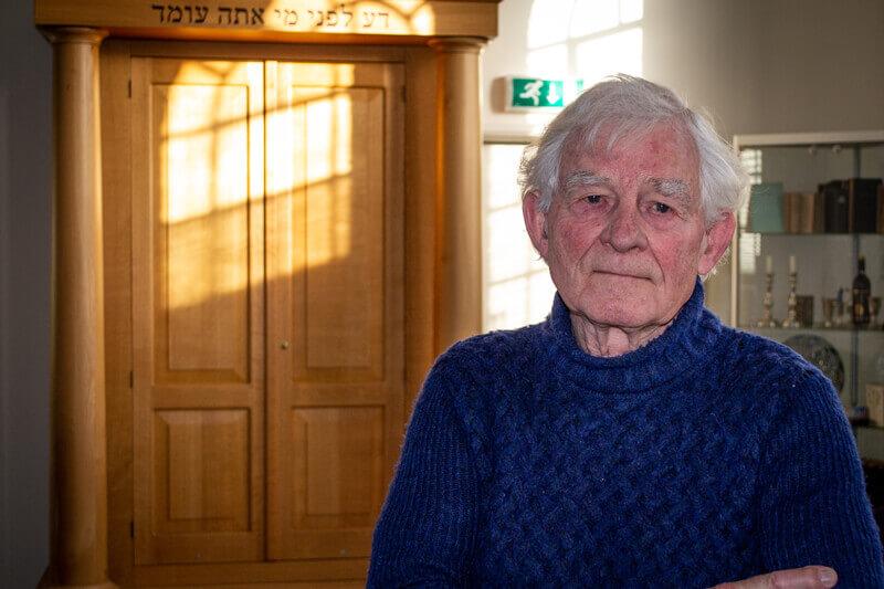 Kleintje Cultuur – Hans Sietsma, Vereniging Behoud Synagoge Zuidlaren