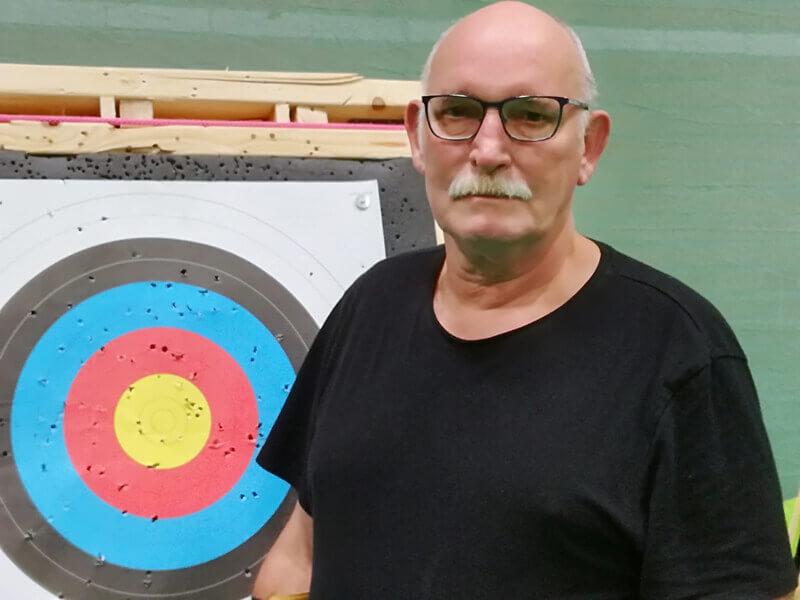 Man met de Hamer – Joop van Faassen