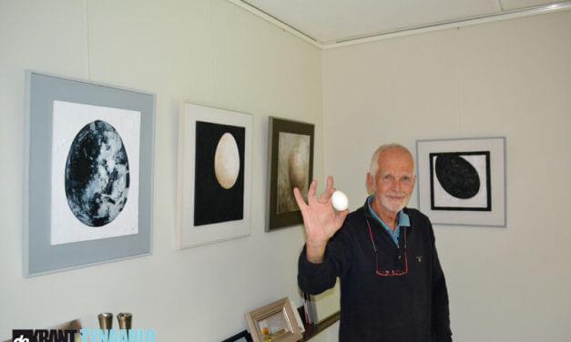 Kleintje Cultuur – Peter Tholen, kunstenaar