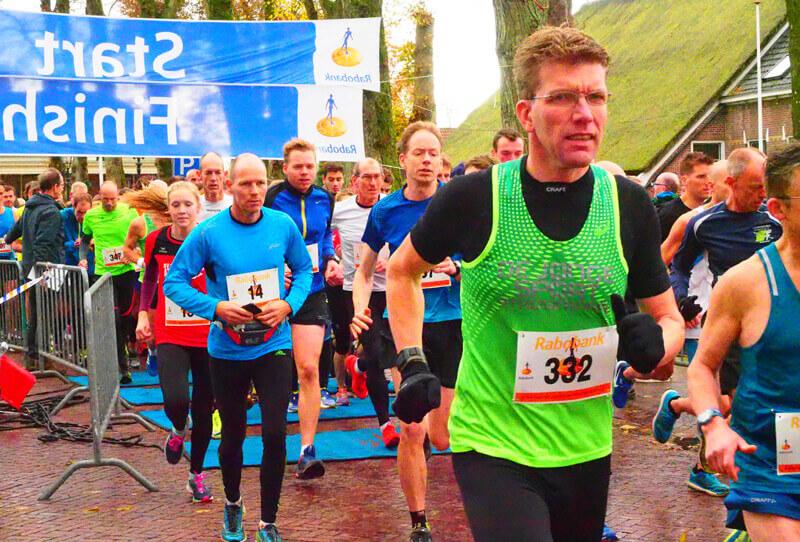 In de Sportlight: De VOV-run, een hardloopspektakel in het pittoreske Vries
