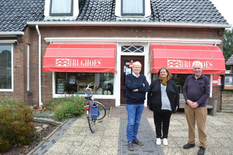 't Brughoes in Tynaarlo, hét authentieke dorpswinkeltje