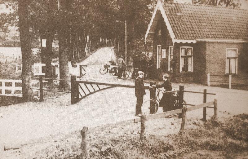 Van toen naar nu – Zandweg Eelde-Groningen