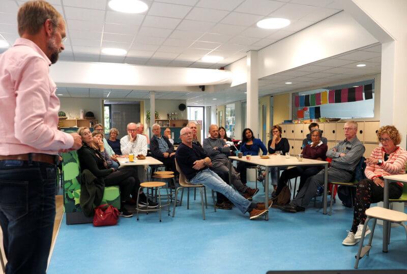 Project woningverduurzaming aan de Kerspel in Vries kent succesvolle aftrap
