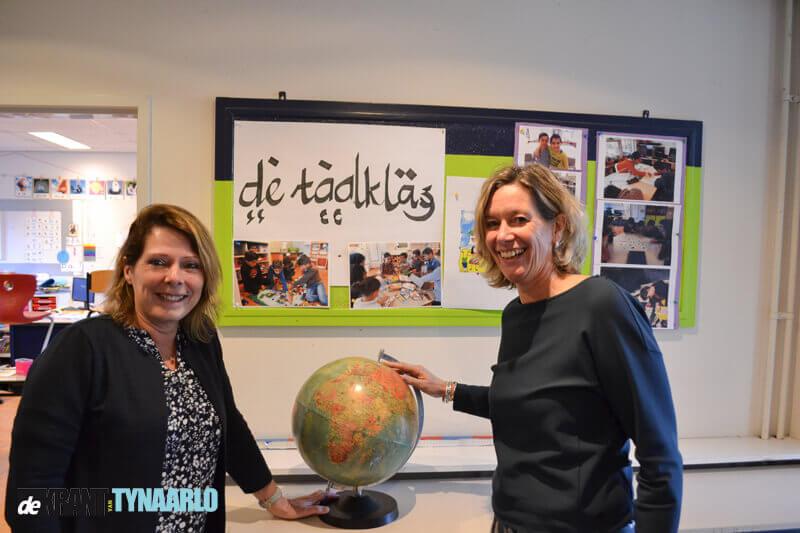 De Taalklas in Eelde, de hele wereld in één klaslokaal