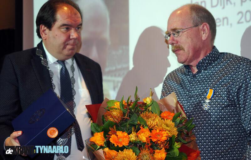 Blaauw en Dijk benoemd tot leden in de Orde van Oranje Nassau