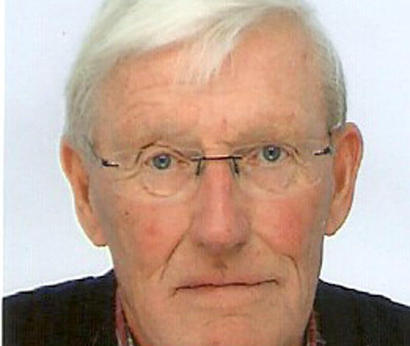 Man met de Hamer – Piet Arends
